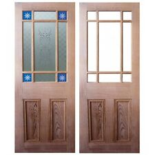 LPD Nostalgia Victorian Style Downham Pitch Pine Interior Door - Not Reclaimed
