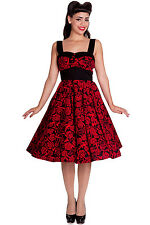 Hell Bunny Arcadia Red 50's Dress- NWT Sizes XS- XL
