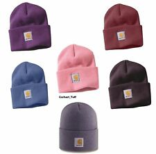 Carhartt Women's Acrylic Watch Hat Beanie WA018  Choose your color In stock
