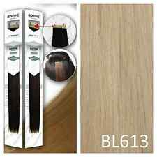 Bohyme Tape-In Skin Weft 100% Remi Human Hair Extensions Color BL613