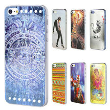 iPhone 5 and 5S 3D Metal Sticker • Full Body Wrap Decal Sticker 3 back part