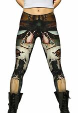 """Yizzam - Bosch - """"The Garde of Earthly Delights, 06""""- New Ladies Womens Leggings"""
