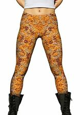 Yizzam- Chocolate Chip Cookies Before Bed - New Ladies Womens Leggings XS S M L