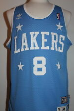 Kobe Bryant Los Angeles Lakers Hardwood Classics #8 Swingman Jersey Light Blue