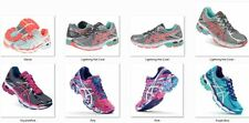 NIB Women's Asics Gel Flux  Running Shoes Choose Size and Color Pink Glacier