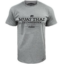 THumbsdown shirt ideal for MMA training casual wears TS321 gym muay thai