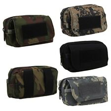 Small Waist Tactical Bag Cell Phone Case Pouch for Outdoor Camping Hiking Work