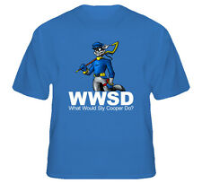 What Would Sly Cooper Do T Shirt