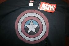 Captian America Shield Short Sleeve T Shirt