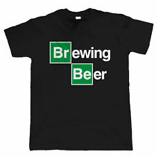 Brewing Beer Funny Mens T Shirt