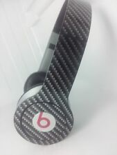 Sticker decal skin compatible with Beats DRDRE by Dr Dre solo studio Carbon wrap