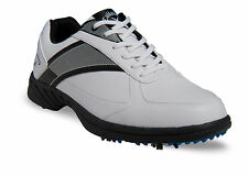 Callaway Chev Lite White/Black Men's Golf Shoes 2014 M234-12 New