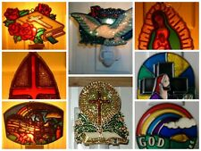 Religious Nightlights with choice of Socket