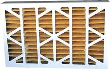 16x24x4 16x25x4 20x20x4 20x25x4 Glasfloss MERV 11 Furnace Air Filters (Box of 6)