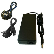 Laptop Charger for Samsung NP-R505 NP-R505H Battery Adapter UK + CABLE UK EU