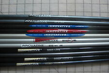 Innovative Graphite Golf Shafts - Driver & Fairway Wood - Many Models & Flexes!