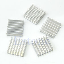 New 20pcs Aluminum Heat Sink For Memory Chip IC 3 Sizes