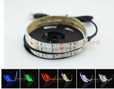 Led Strip Light Waterproof 5V+USB Port Cable To Notebook PC TV Cabinet LCD TV