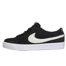 Nike BLAZER LOW SB Black White Size 11.5, 11, 10.5, 8 (D) Skate (135) Mens Shoes