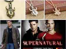 New SuperNatural Dean Winchester Egyptian Protection Amulet Pendant Necklace Hot