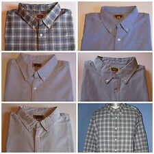 Men's Foundry Supply Shirt LT XLT 2XL 2XLT 3XL 3XLT 4XL 4XLT 5XL Greys or Blues