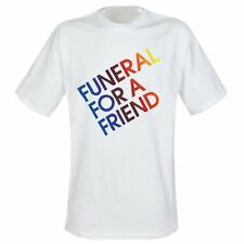 FUNERAL FOR A FRIEND - LOGO - OFFICIAL MENS T SHIRT