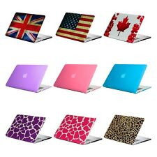 "Rubberized Hard Matte Case Cover For Macbook Air 11"" 13"" A1465 A1370 A1466 A1369"