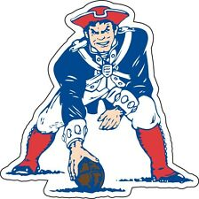 New England PATRIOTS Sticker Decal *MANY SIZES*  NFL Vinyl Wall Bumper Football