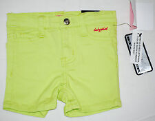 NWT Baby Phat Infant & Toddler Everyday Neon Shorts Sequin Detail  FREE SHIPPING