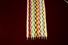 New 52 inch Athletic Shoe Laces Shoelaces Sport Sneakers Multi Color .
