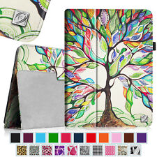 Folio Magnetic PU Leather Case Stand Cover for iPad 1 1st Generation 9.7 inch