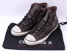 Converse John Varvatos CT Double Zip HI # 142956C 2014 Spring Collection Brown