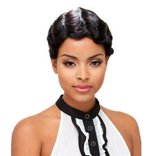 Janet Collection Human Hair Wig - Mommy