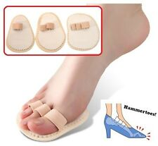 Hammer Claw Overlapping Toe Splint Corrector Straightener Toes Pain Relieve F065