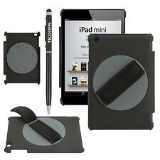 Handheld Rotating Case For The New Apple iPad or mini With Adjustable Hand Strap