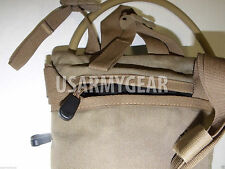 US.Army USMC Coyote Tan Hydramax Hydration System Carrier /Bladder 3 L Back Pack