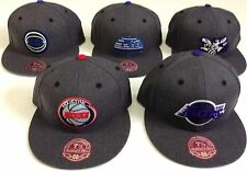 NBA Assorted Teams Mitchell and Ness Fitted Cap Hat M&N NEW!