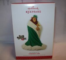 HALLMARK KEEPSAKE CHRISTMAS ORNAMENT FROM WIZARD OF OZ DATED 2103 NEW IN BOX