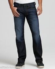 Diesel Jeans Larkee Washed 0073N Dark Blue Straight Regular Waist Original