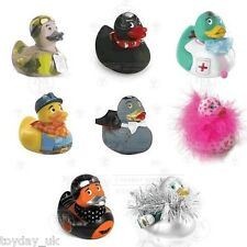 Flashing Ducks Opal London Quackers Collectable Character Rubber Duck NEW!