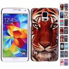 NEW COOL Pattern Phone Cases DURABLE Back Cover  Shells For Samsung Galaxy S5