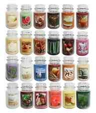 Village Candle - Double Wick Large Candle Jars - Various Fragrances