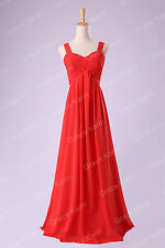 On Sale~ Women's Long Bridesmaid Wedding Formal Prom Evening Party Dresses