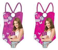 VIOLETTA Costume BAGNO INTERO Originale DISNEY Violeta MARE BeachWear Swimsuit