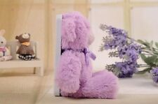Cute 3D Purple Bear Plush Doll Toy Series Case Cover For VARIOUS Mobile Phones