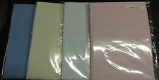 100% Fitted Cotton Sheet For Silver Cross Dolls Coach Built Pram - All Models