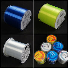Fish WIRE Nylon Coated Fishing Wire String Wire Beading Thread Fishing Line New