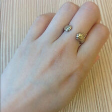 cat's animal claw ring super cute Catlike jewelry plating alloy gold hand made