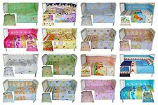 Babies-Island Padded Bumper to fit cot 60x120 cm, cot bed 70x140 cm, 70x160 cm