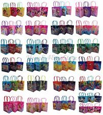 12X DISNEY MICKEY ANGRY BIRDS GOODIE BAGS PARTY FAVOR GIFT BIRTHDAY BAGS